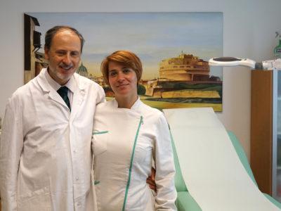 team dello Dottor Mauro